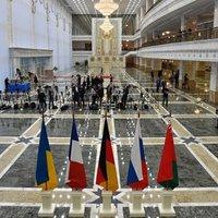 Tudósítás az orosz-ukrán-német-francia béketárgyalásról
