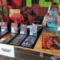 Bloodlust Comics stand az I. Budapest Park Comic Marketen