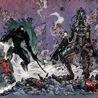 A Bloodlust 4. számának teljes borítója és első előzetese