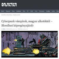 Galaktika.hu képregényajánló