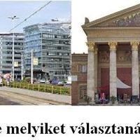 Gondolatok Budapest modernista elcsúfításáról