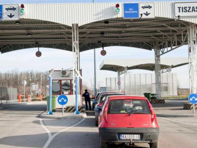 Hosszabbított nyitva tartás a Gyála-Tiszasziget határátkelőn!