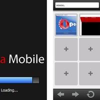Opera Mini 5 és Mobile 10 beta 2