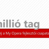 5 millió tag a My Operán (játék)