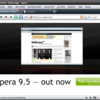 Megjelent az Opera 9.5 - villámgyorsböngészés!
