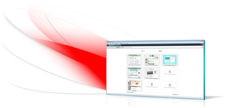 Opera 9.6 beta
