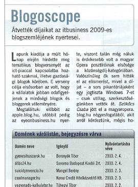 A Magyar Operáról készült cikk