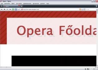 Opera - Nagyítás