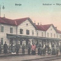 Extra: Visszatérés Horvátországból Budapestre (1893)