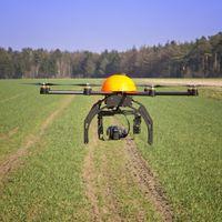 Új barázdát szánt a drón
