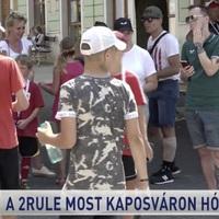 A TV2 a hírműsorában nyíltan reklámozott egy Mészáros Lőrinc érdekeltségébe tartozó céget