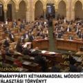 Választási törvények: lehet, hogy ezúttal öngólt lőtt a Fidesz?