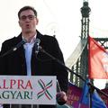 Magyar György: Március 15-ének nem Orbán gyűlöletkeltő kampányáról kellett volna szólnia