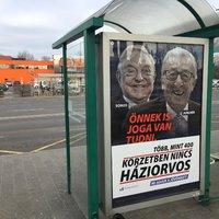 Plakátrongálók: sok pénzbe is kerülhet a véleménynyilvánítás szabadsága