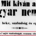 Kis magyar médiatörténelem – avagy hogyan darálja be a Fidesz az ellenzéki, illetve magát függetlennek valló sajtót