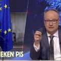 Kínos: Orbánt a pisilő brüsszeli kisfiúhoz hasonlította a német közszolgálati ZDF
