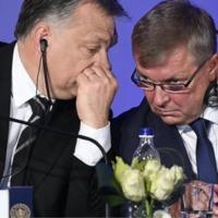 Orbán egyetért Matolcsyval: hegyi utakon is kanyarban kell előzni, de ez olyan, mint ha orosz rulettet játszanánk