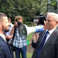A stílus maga az ember – Tarlós István az önkormányzati választási kampány idején sem fogta vissza magát