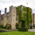 Boleyn Anna otthona, a Hever-kastély