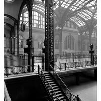 Berenice Abbott: Pennsylvania állomás, Manhattan, New York, 1936