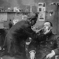 Megrázó képek az első világháború sebesült katonáinak arcprotéziseiről (18+)