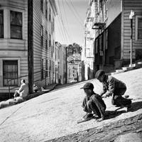 Fred Lyon: San Francisco utcáin (1940-1960)