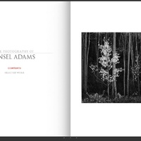 Portfólió – Ansel Adams (1902-1984)