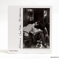 Adventi könyvajánló - Henri Cartier-Bresson: À propos de Paris