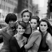 Kép-kockák #28 – Peter Lindbergh: Szupermodellek a Vogue címlapján (1990)