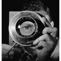 Amikor a fotóst fényképezik #35 (Erwin Blumenfeld)