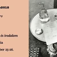 Fotográfia és irodalom konferencia a Mai Manó Házban - 2018. október 25-26.