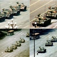 Tank Man - Képek a Tienanmen térről (1989. június 5.)