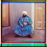 Az Orosz Birodalom színes képeken - Válogatás a 3 szín című kiállításunk képeiből