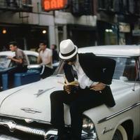 Az 50-es évek New Yorkja színes képeken, a paparazzó fényképezés története és régi fotók mosónőkről