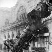 A montparnasse-i vasúti szerencsétlenség (1895. október 22.)