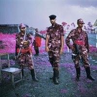 Richard Mosse: Kongó rózsaszínben (Infra sorozat)