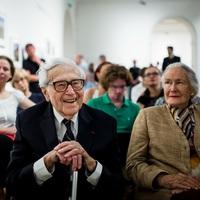 Ma száz éves John G. Morris, az egyik legidősebb fotográfus