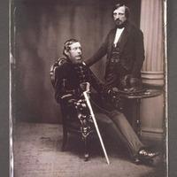 Kossuth Lajos portréjának története (1852)