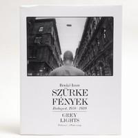 Adventi könyvajánló - Benkő Imre: Szürke fények. Budapest, 1970-1999