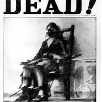 Halott! – Engedély nélkül készült az 1920-as évek leghírhedtebb felvétele