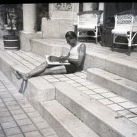 Felismered a Gellért fürdő vendégeit? - Pusztai Sándor fürdőmester fényképei az 1930-as évekből