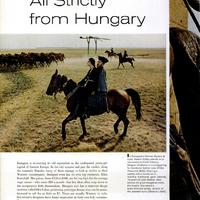 """""""Néhány stílusos meglepetés a Vasfüggönytől keletre"""" – a LIFE magazin magyarországi riportja 1967-ből"""