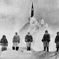 Az első fotó az Északi-sarkról (1909)