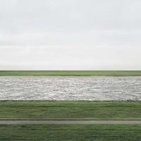 A világ legdrágább fotója - Gursky: Rhein II. (1999)