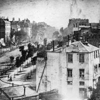Így néz ki napjainkban az a 180 éve készült dagerrotípia, melyen először örökítettek meg embert