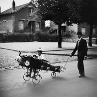 Fotó-kalendárium – Robert Doisneau (1912-1994)