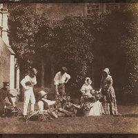 Válogatás a fényképezés korai szakaszának legelső papírképeiből