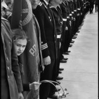 Henri Cartier-Bresson: Leningrád, 1973. május 9.