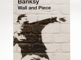 Adventi könyvajánló - Banksy: Wall and Piece
