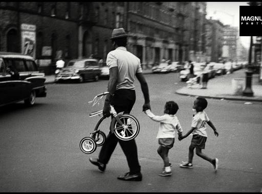 Apák napi válogatás a világ egyik leghíresebb fotóügynökségének gyűjteményéből